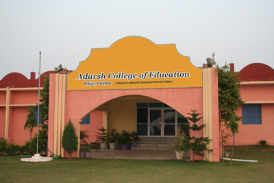 Adarsh College of Education, Jhajjar