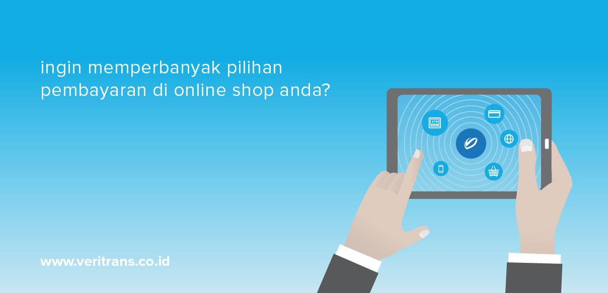 cara membuat pembayaran online
