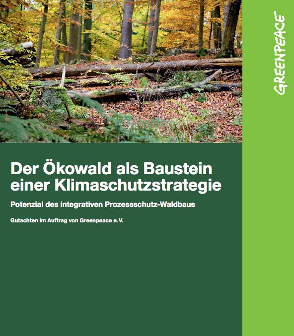 Der Ökowald als Baustein Der Ökowald als Baustein