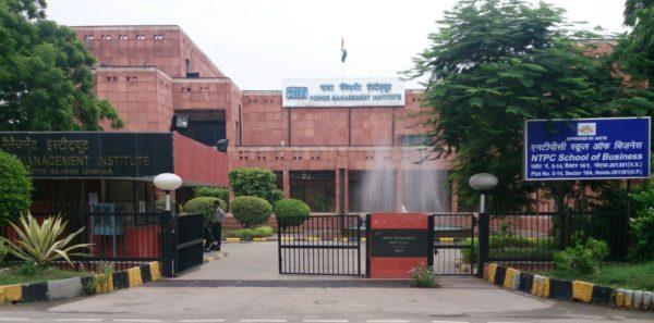 NTPC School of Business Image
