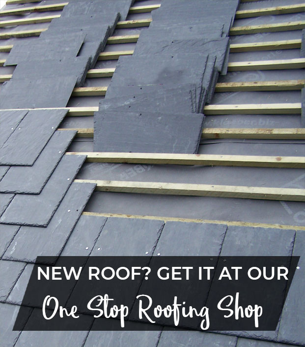 roofing supplies banner