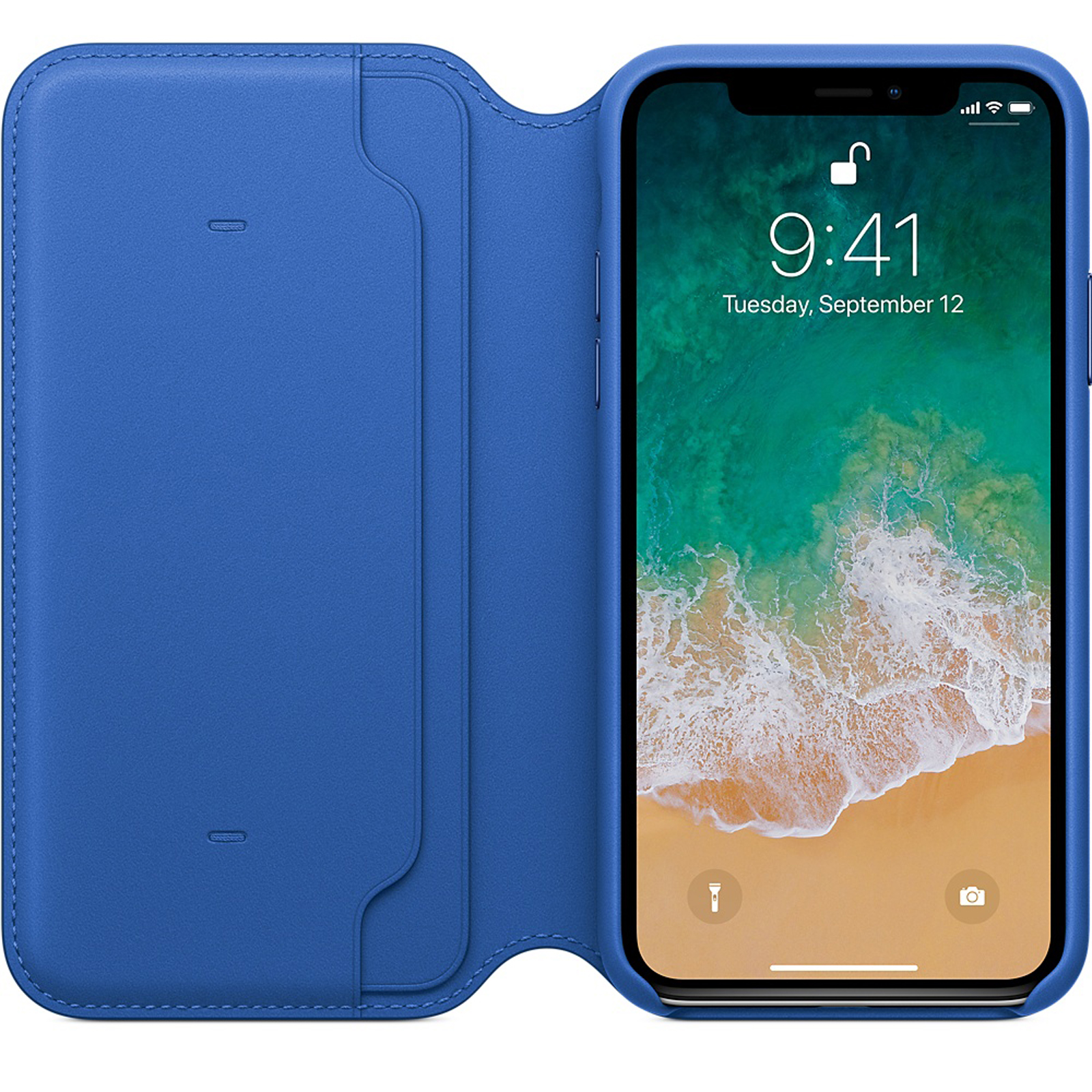 Genuine-Leather-Folio-Flip-Wallet-Case-Cover-For-Apple-iPhone-11-Pro-Max-Xs-8-7 thumbnail 49