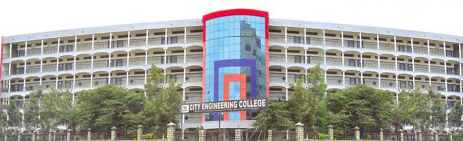 City Engineering College Image