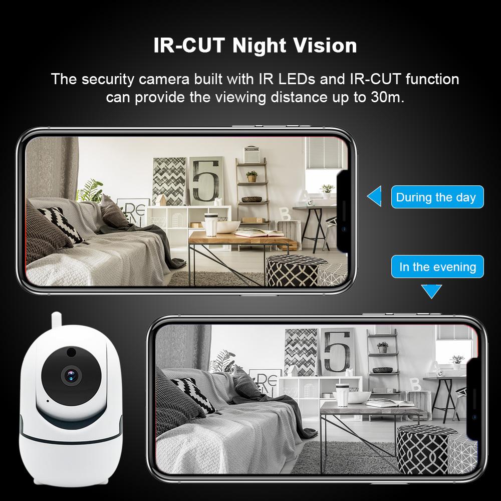 Surveillance Cameras Ces News 1080p Wireless Wifi Ir