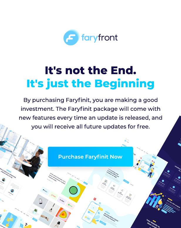 Faryfinit - Multipurpose Blogger Template - 21