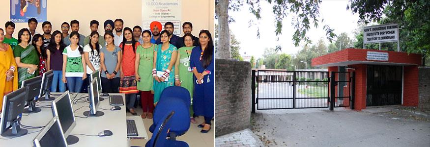 Govt. Industrial Training Institute (Women), Mohali Image