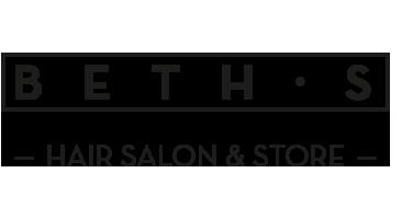 BETH·S HAIR LOGO