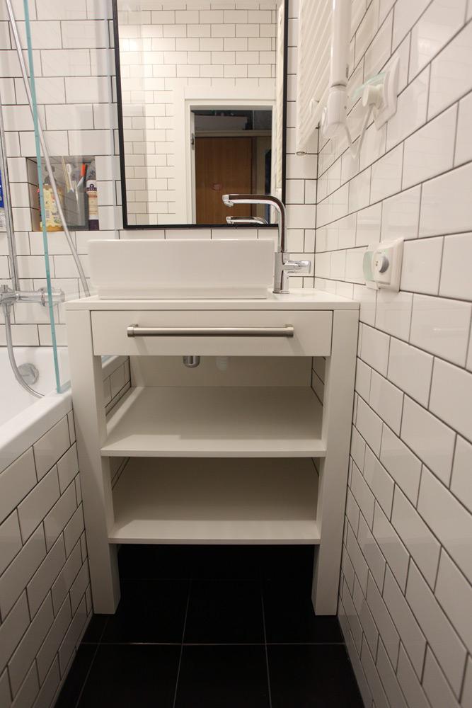 тумба в ванную раковина