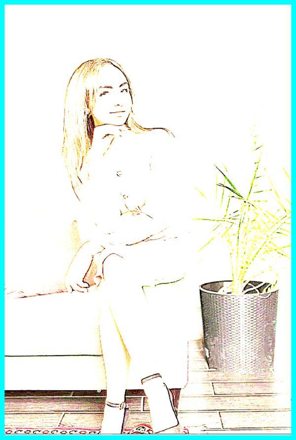 Anna Anka Model