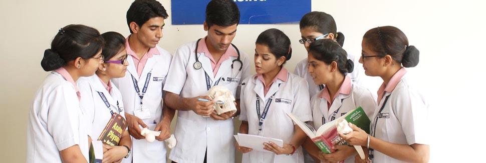 Gracious College Of Nursing, Balaghat Image