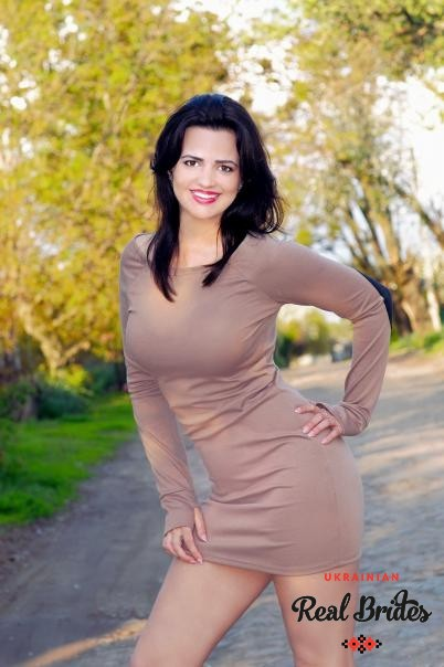 Photo gallery №1 Ukrainian bride Ilona