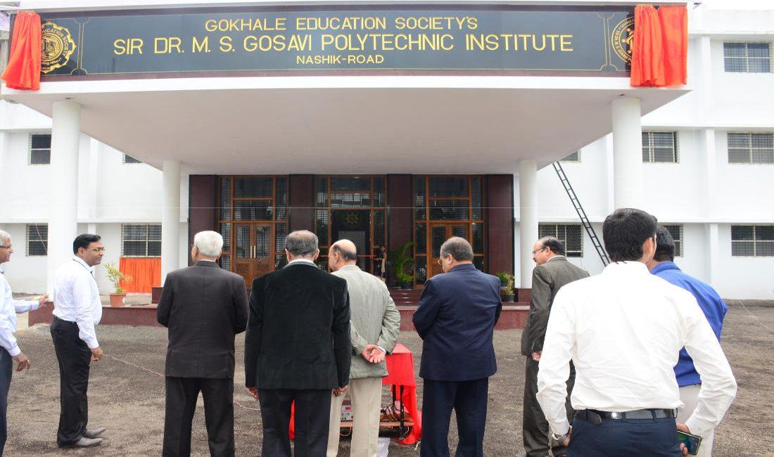 Gokhale Education Society'S Sir Dr. M. S. Gosavi Polytechnic Institute