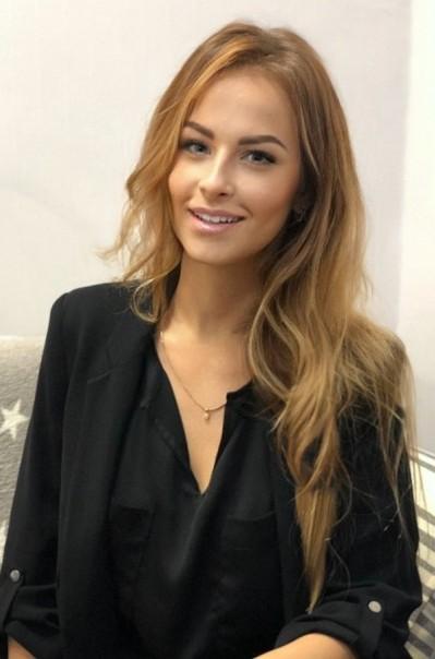 Profile photo Ukrainian bride Yevheniia