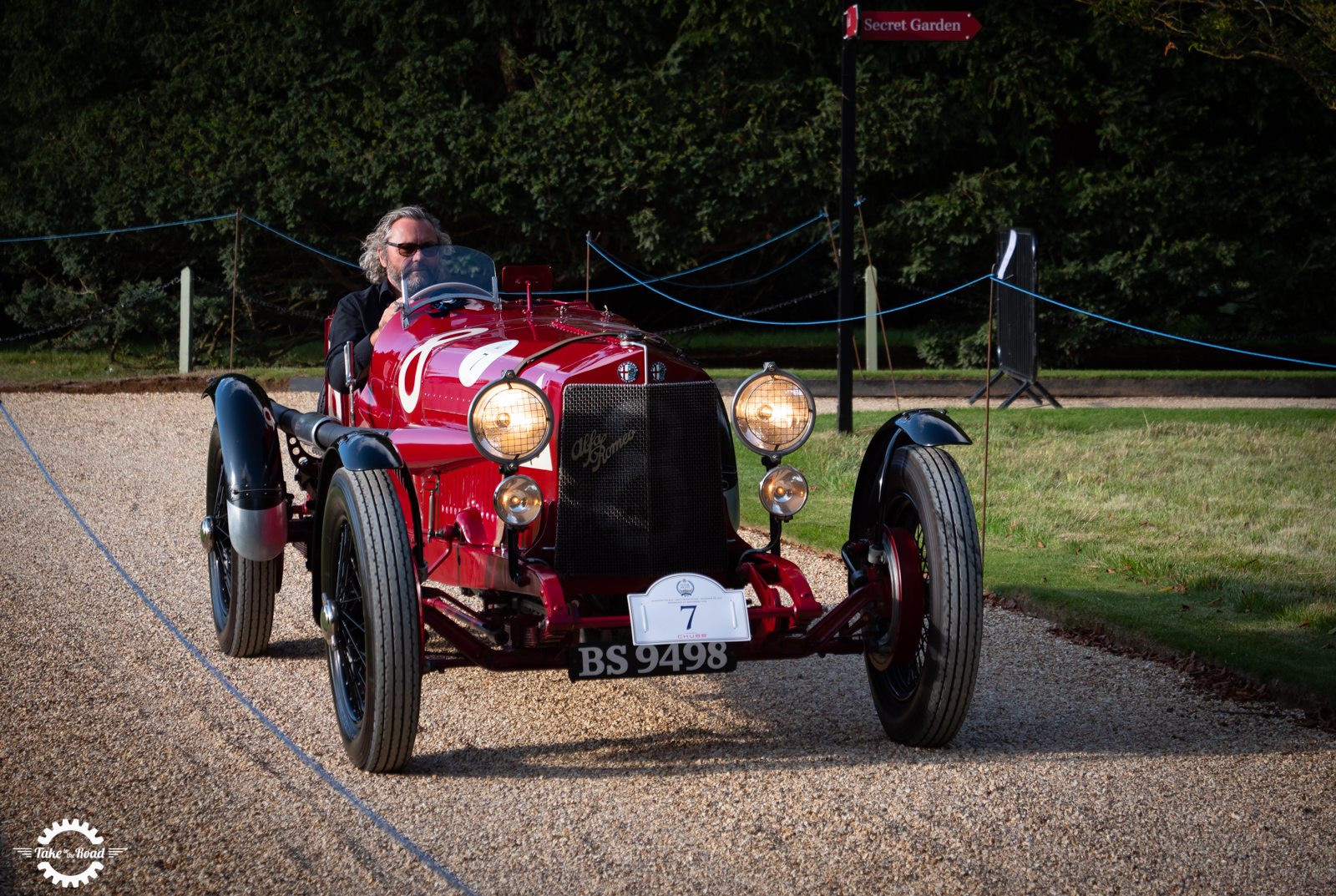 Highlights from Salon Prive Concours D'Elegance 2019