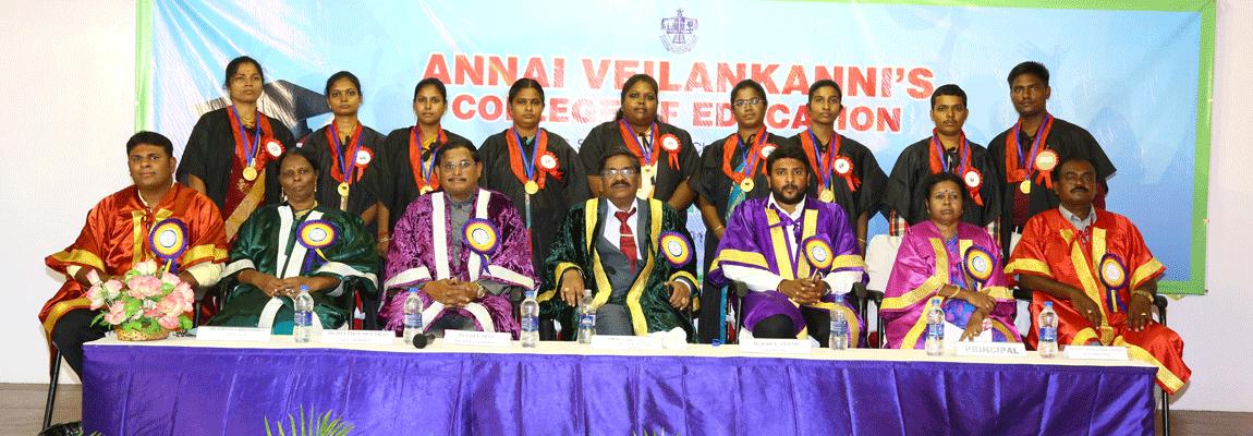 Annai Veilankanni's College of Education, Chennai