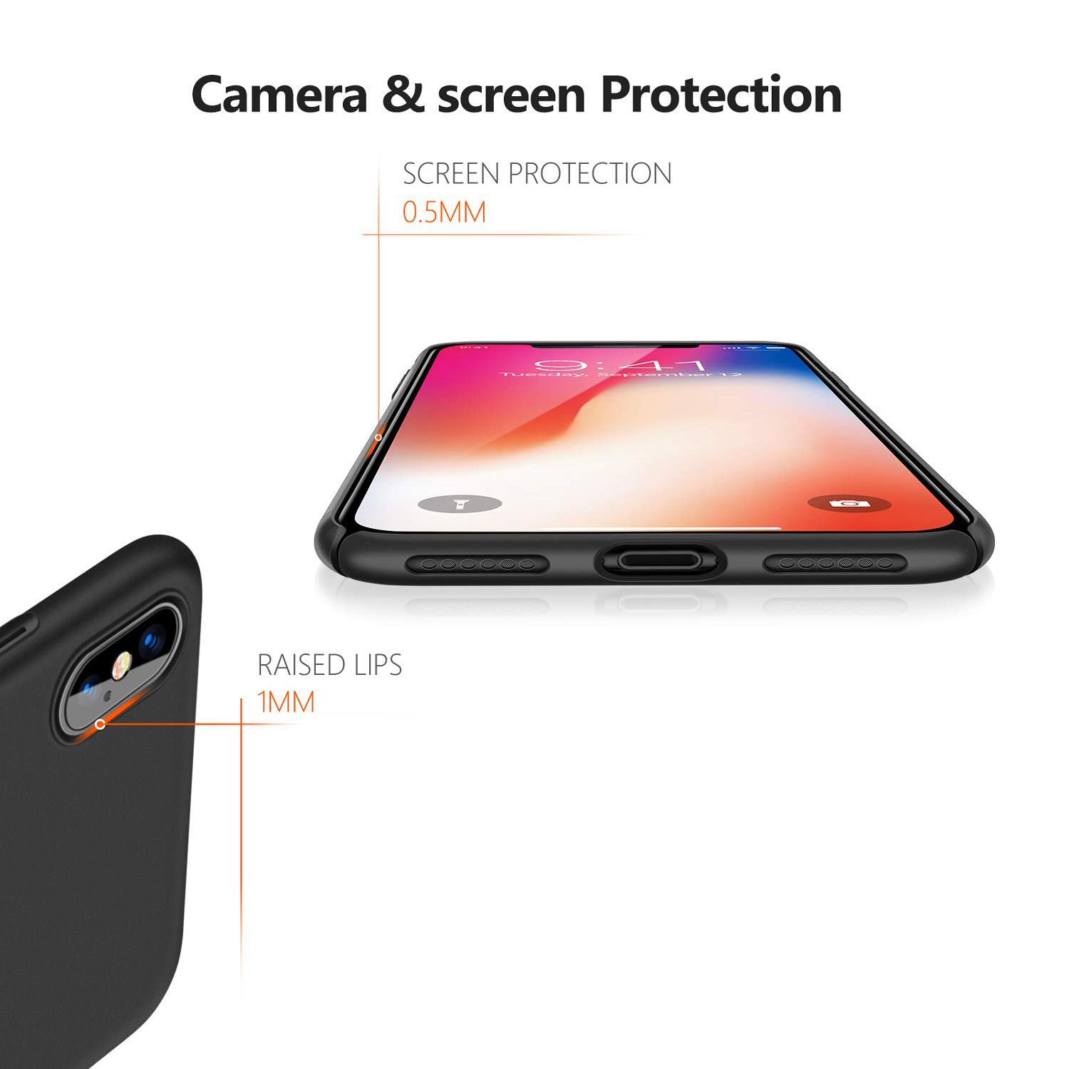 Thin-Slim-Hard-Case-Tempered-Glass-Cover-For-Apple-iPhone-X-XS-XR-Max-10-8-7-6s miniatuur 16