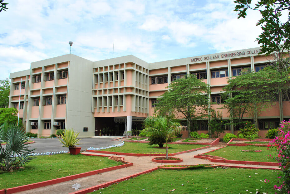 Mepco Schlenk Engineering College, Sivakasi
