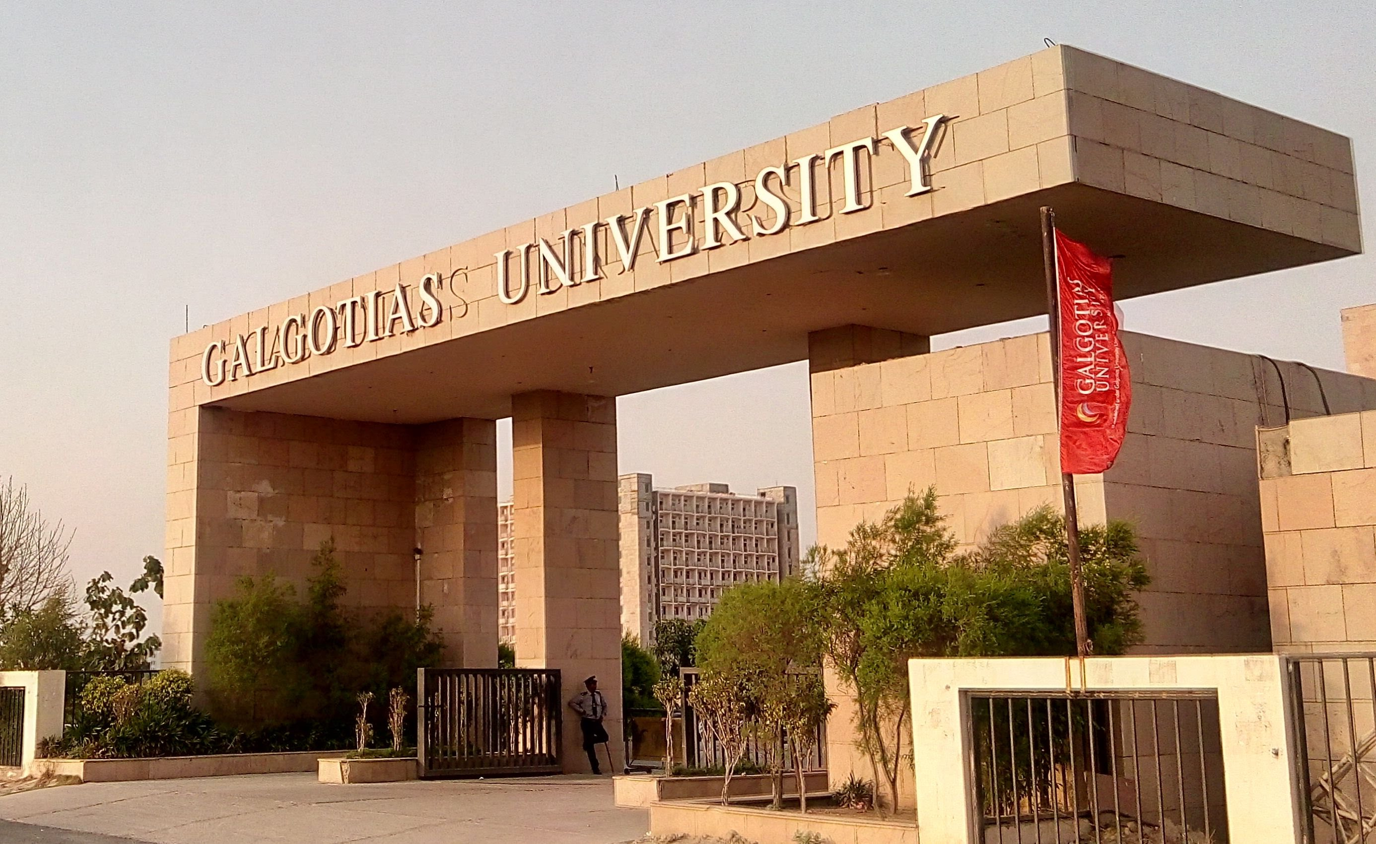 Galgotias University, Greater Noida
