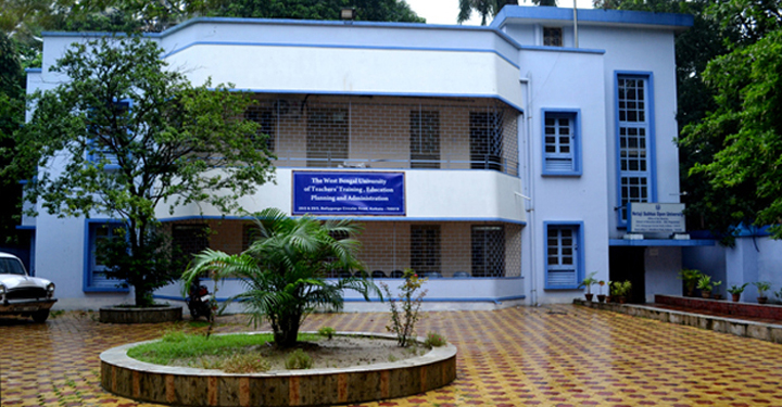 West Bengal University of Teachers' Training, Education Planning And Administration Image
