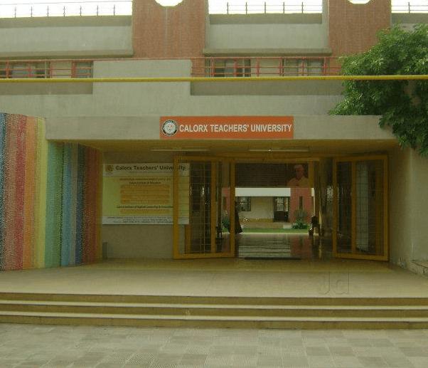 Calorx Teacher's University