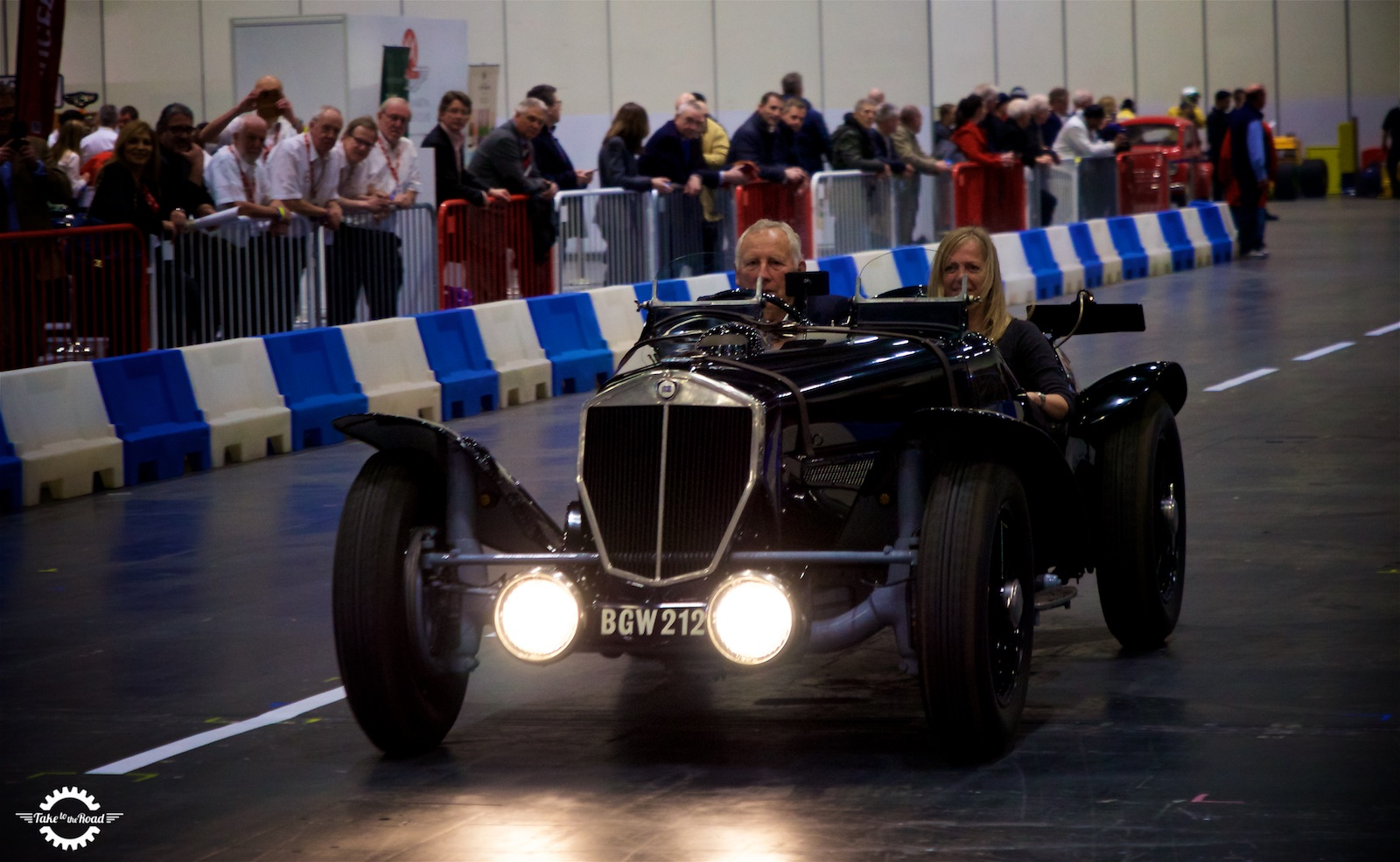 London Classic Car Show moves to the Olympia