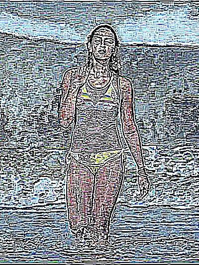 Femme salop