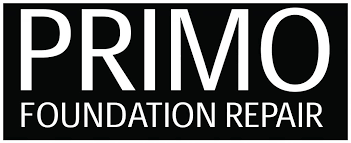 Primo Foundation Repair Logo by elleven group