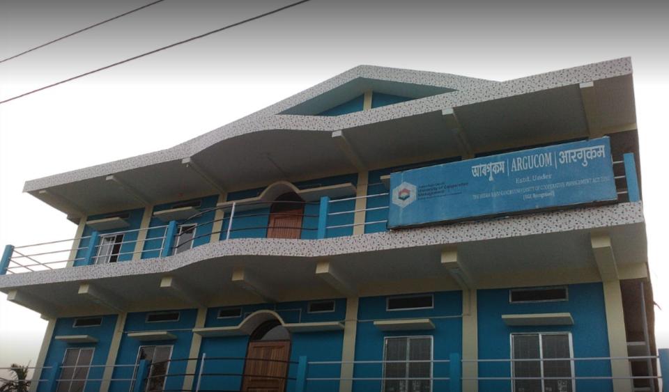 ARGUCOM (Assam Rajiv Gandhi University of Co - Operative Management)