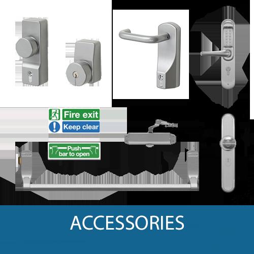 Steel Door Accessories
