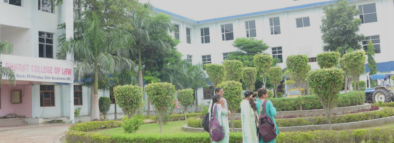 Bharat College Of Law