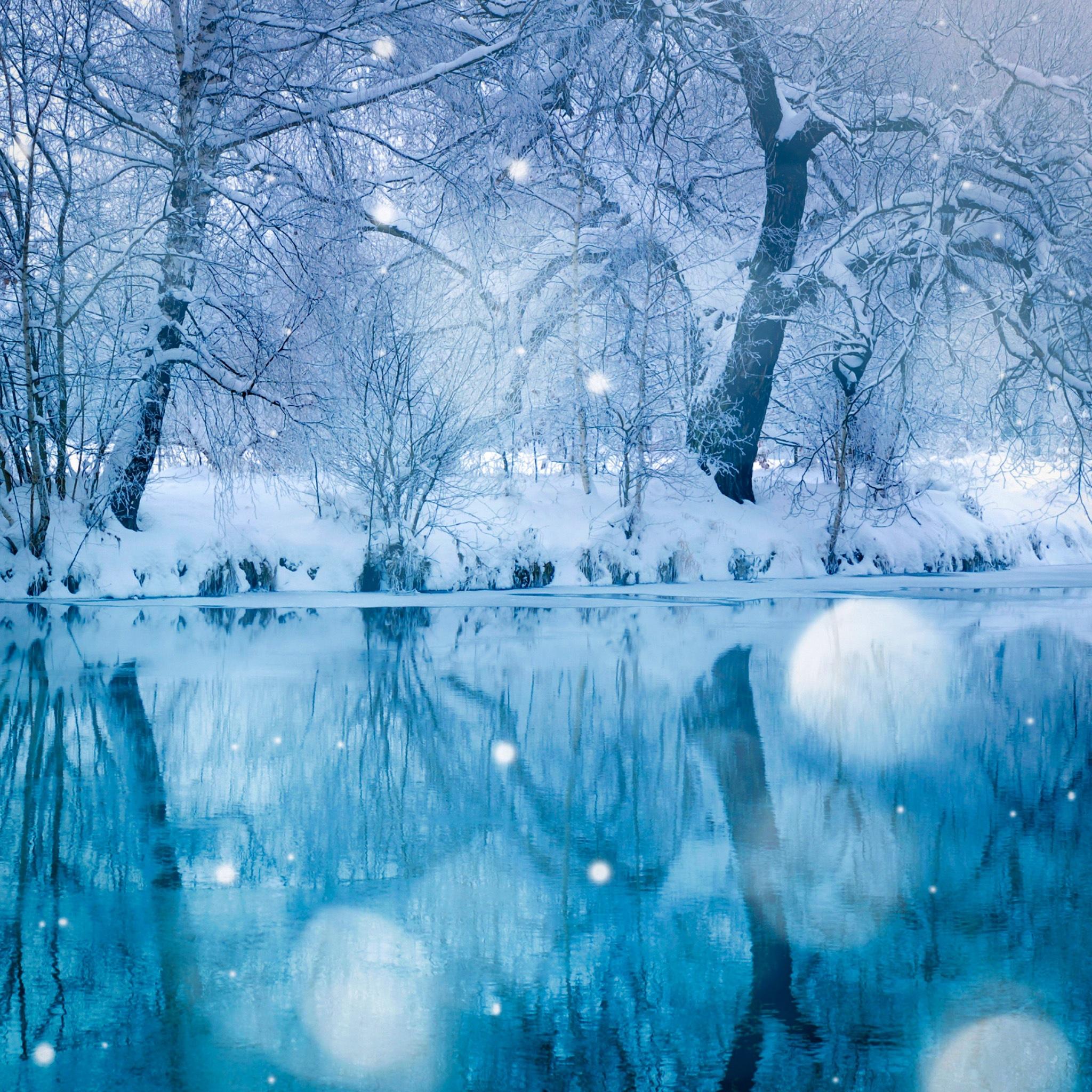 ★ Snowed-in Lake by @RetinaiPadWalls on twitter.jpg