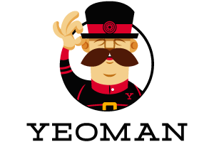 Yeoman ロゴ