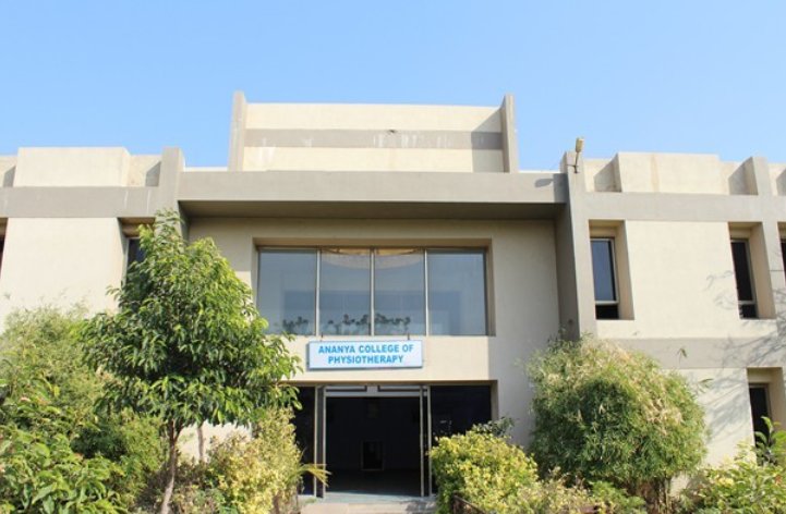 Ananya College of Physiotherapy, Kalol