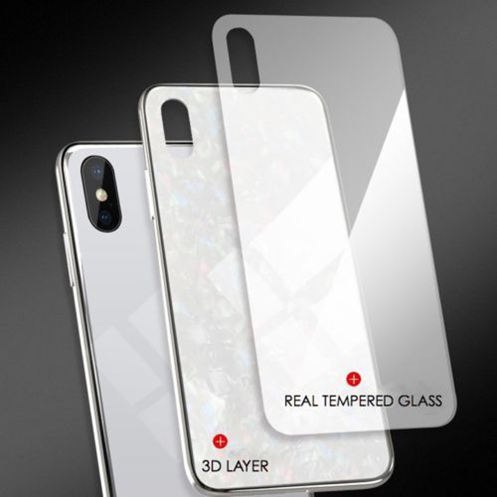 Luxury-Marble-Tempered-Glass-Case-Cover-For-Apple-iPhone-11-Pro-Max-X-XS-XR-8-7 thumbnail 13