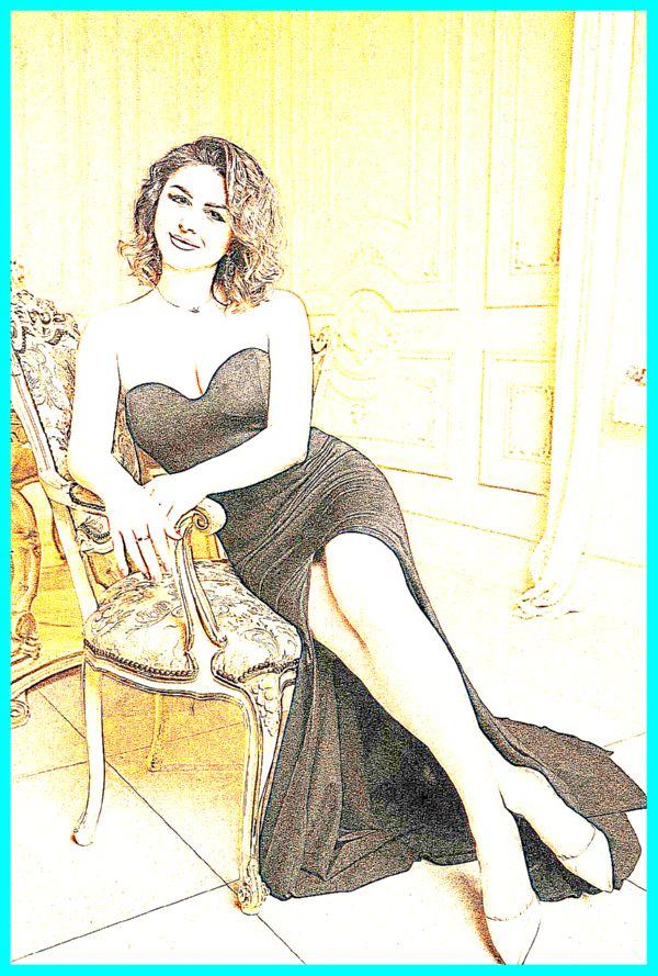 Cissi Wallin Lady Dahmer
