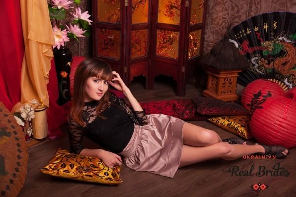 Photo gallery №5 Ukrainian bride Katerina