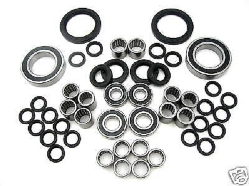 Suzuki LT250R LT-250R QuadRacer Chassis Bearings and Seals