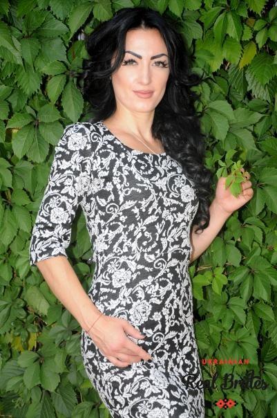 Photo gallery №1 Ukrainian bride Nataliya