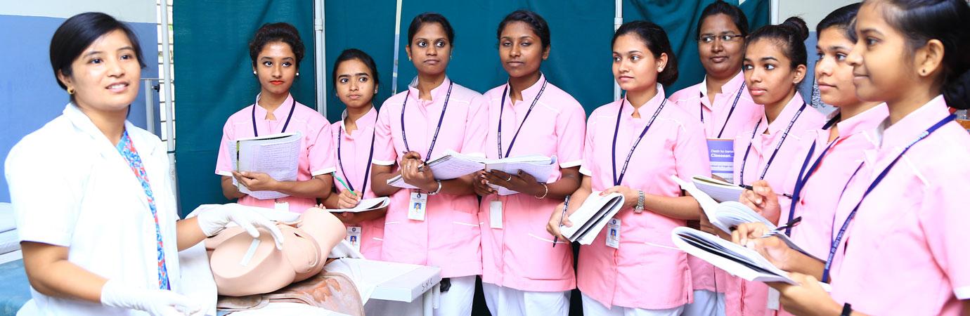 KIMS College of Nursing, Amalapuram