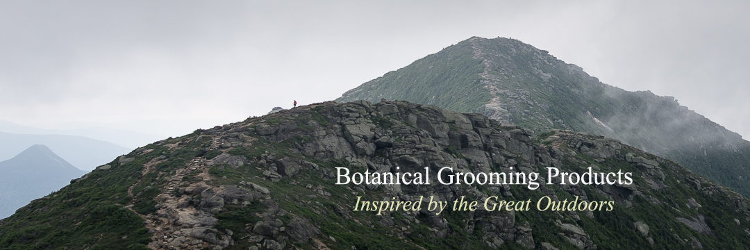 Botanical Grooming Inspired by the Great Outdoors