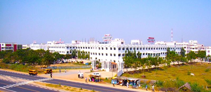 Meenakshi Ammal Dental College and Hospital, Chennai Image