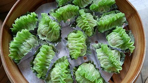 翡翠魚翅餃