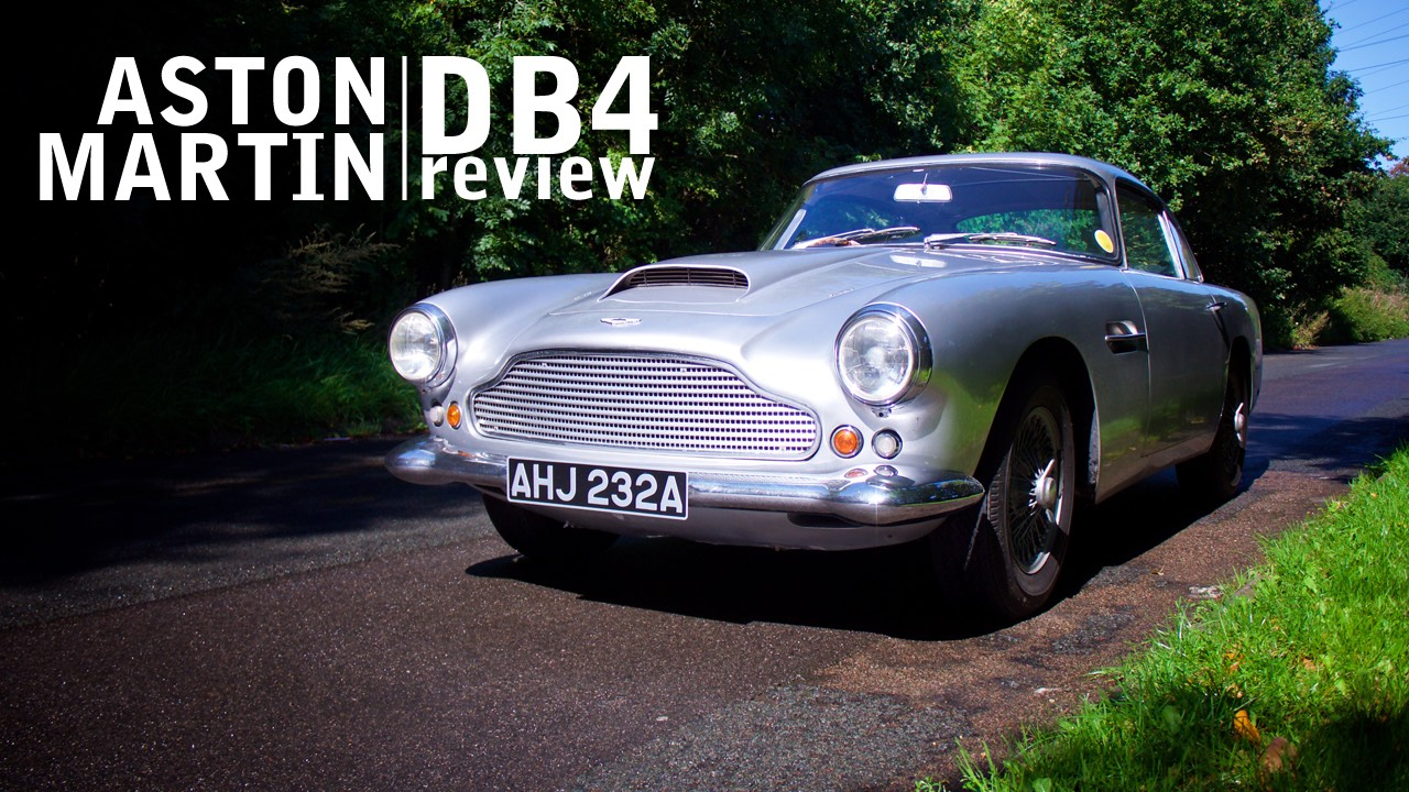 Take to the Road Aston Martin DB4 Review