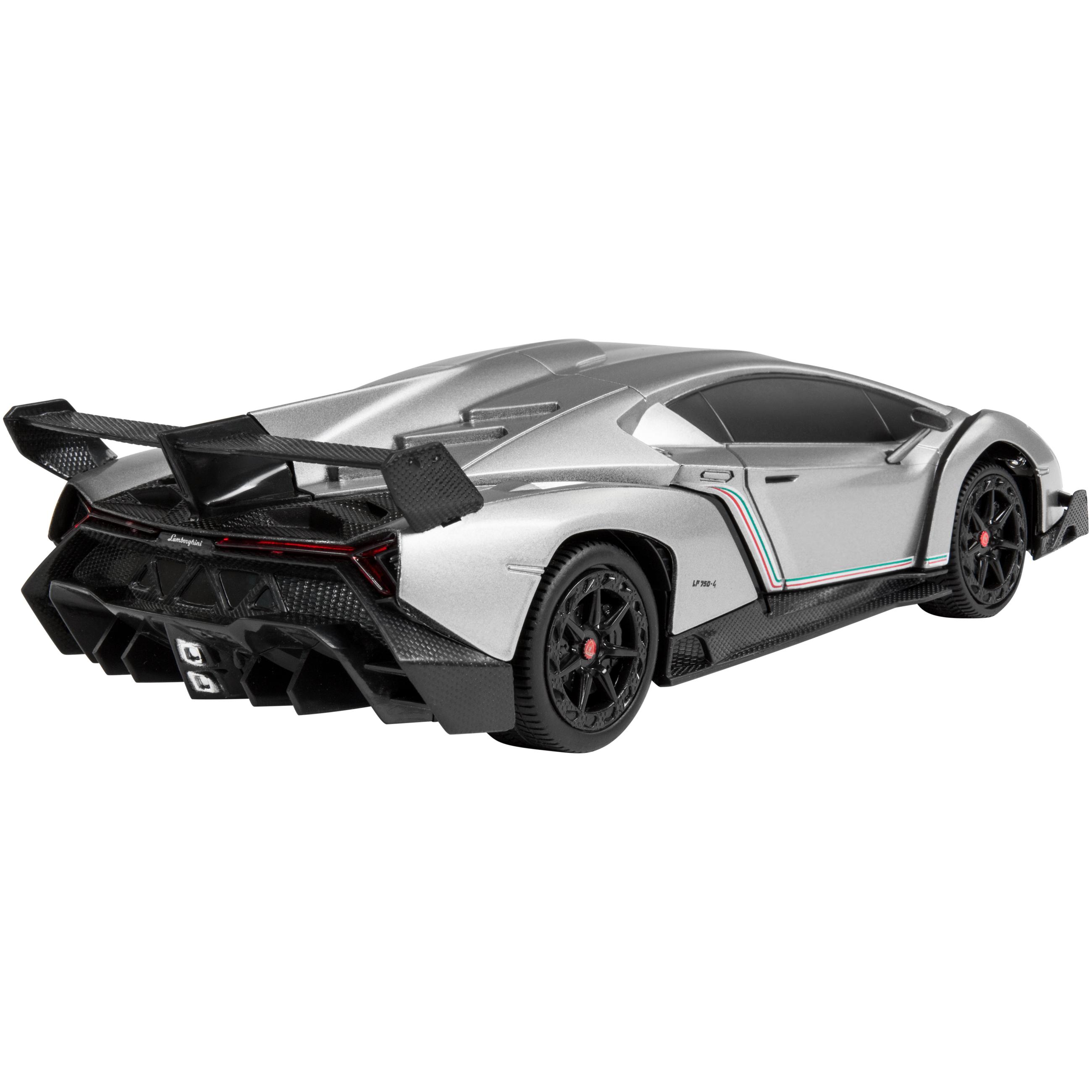 BCP-1-24-Kids-RC-Lamborghini-Veneno-Racing-Car-Toy-w-Lights-Shock-Suspension thumbnail 25