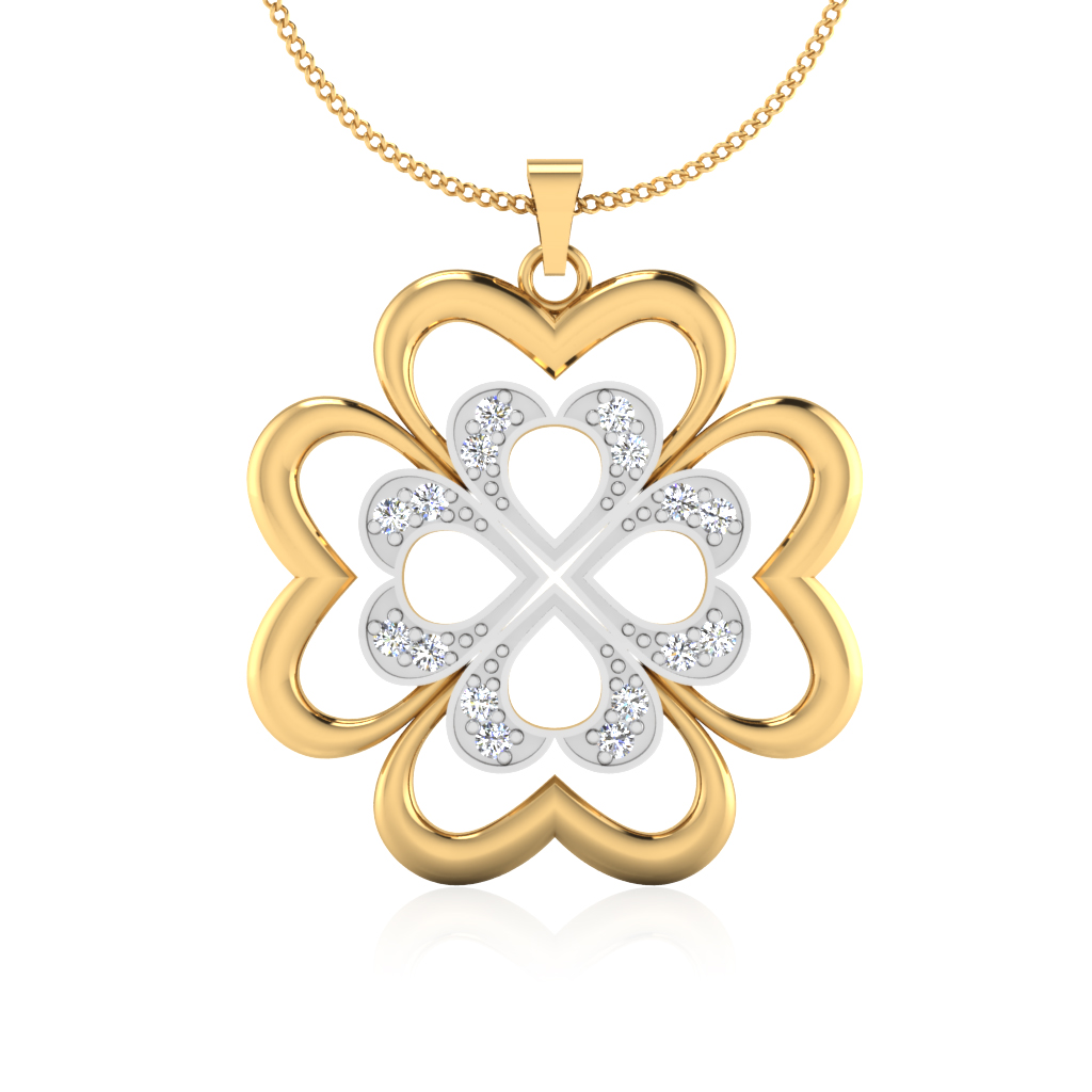 The Destiny Diamond Pendant