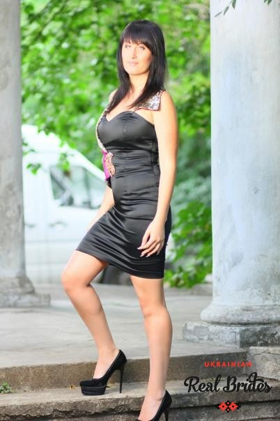 Photo gallery №1 Ukrainian bride Anastasia