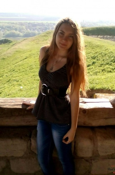 Profile photo Ukrainian girl Olga