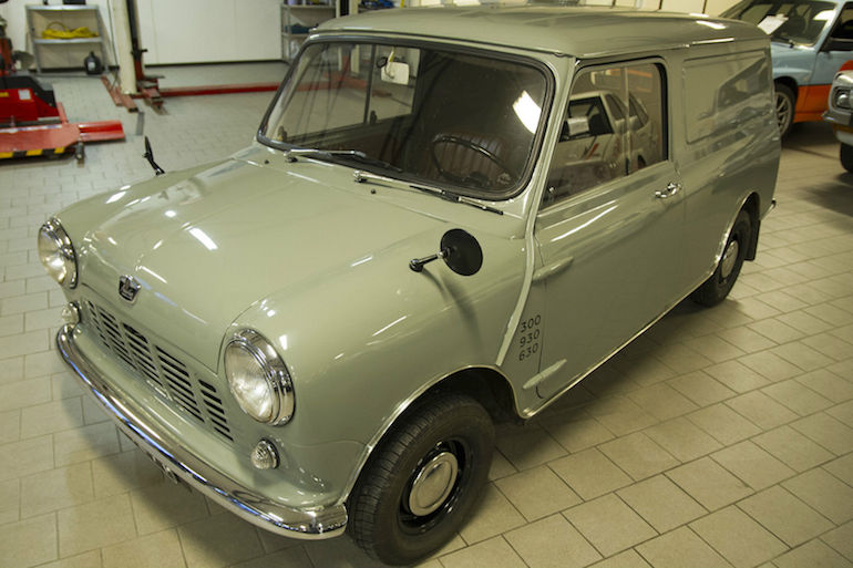 AUSTIN Mini Cooper WAGON
