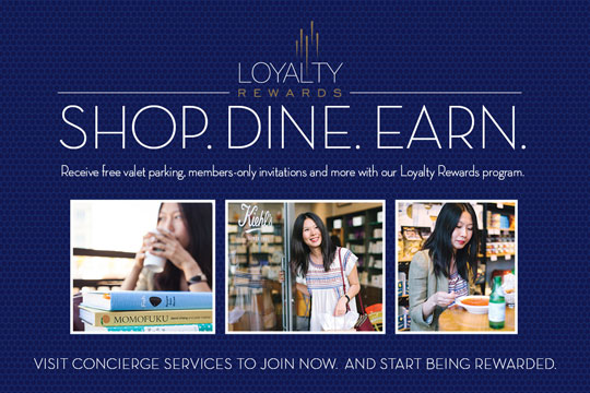 Contoh Loyalty Program