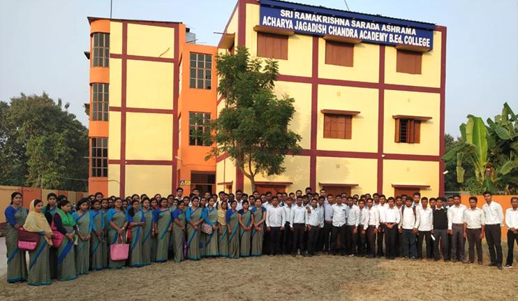 Acharya Jagadish Chandra Academy B.ed College, Nadia
